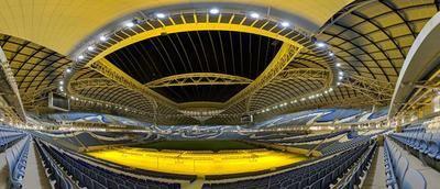 Salvi, la española que ilumina el Estadio Al Wakrah para el Mundial 2022 en Qatar