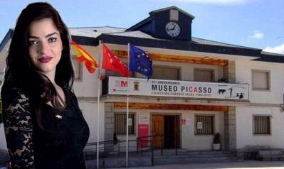 Soraya Romero candidata de VOX por Buitrago del Lozoya:' El tiempo se ha parado en Buitrago del Lozoya y hay que revitalizarlo'
