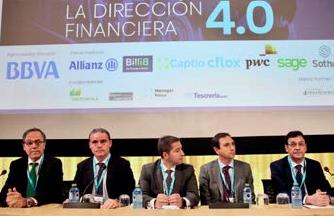 La Dirección Financiera del futuro debe ser eficiente, competitiva, sostenible y digital