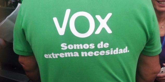 Vox, la hora de las lentejas