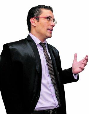 El abogado penalista Raúl Pardo-Geijo, en una imagen de archivo durante una de sus actuaciones.