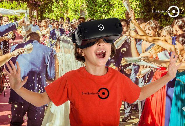 Realidad Virtual, el legado de las bodas a futuras generaciones