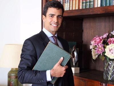 El abogado penalista experto en abusos sexuales, Juan Gonzalo Ospina.