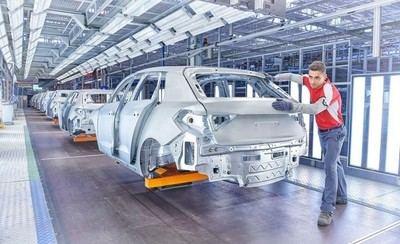Cae la producción automovilística de España