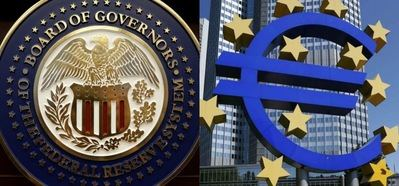 La diferencia entre los tipos en Estados Unidos y UE, ¿quien tiene razón?