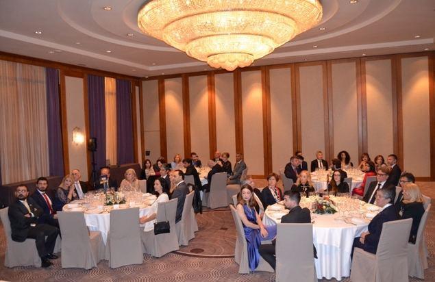 Las compañías más relevantes de la Comunidad Valenciana reciben el premio Europeo a la Calidad Empresarial de AEDEEC