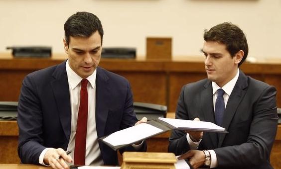 Rivera y Sánchez como síntoma