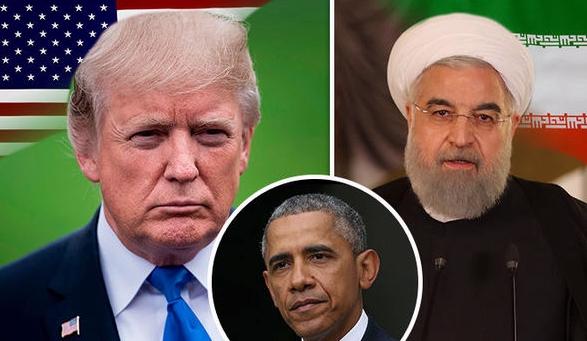 El poder detrás de la ruptura del acuerdo con Irán