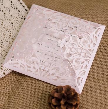 Tarjeta de bodas: la invitación para ser feliz el resto de la vida