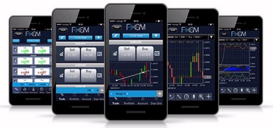Trading en línea, con la confianza de FXGM