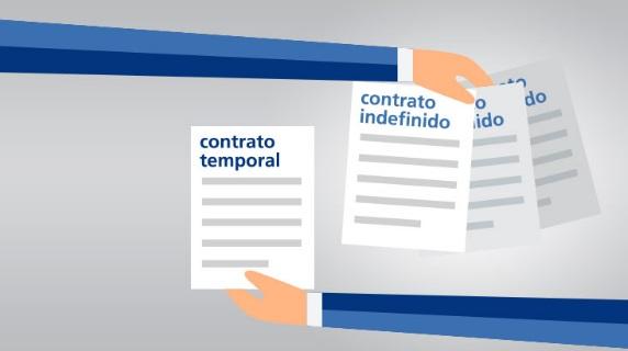 La precariedad laboral derivada de los contratos temporales es un aspecto que preocupa al 59% de la población activa española