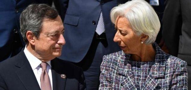 El legado de Mario Draghi y los retos Lagarde
