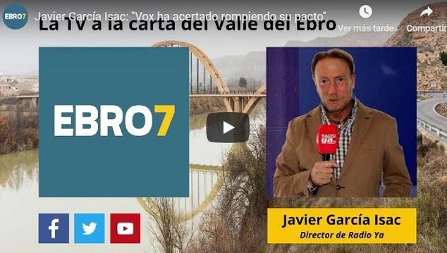 Radio Ya podría emitir con frecuencias en Aragón y La Rioja