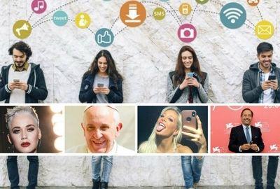 Los españoles se identifican más con influencers celebrities que con políticos digitales