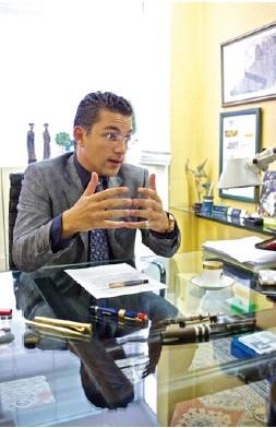 Pardo Geijo, el mejor abogado penalista. Albacete