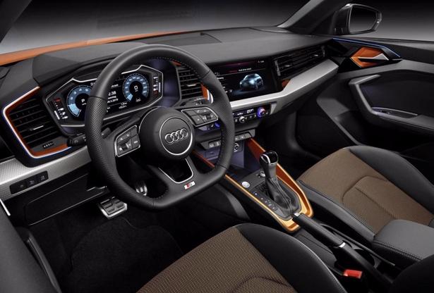 Audi A1 citycarver, joven y urbano y algo más