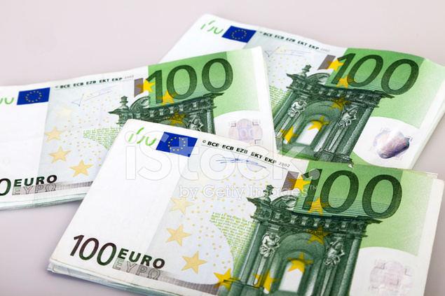¿Alguien ha visto alguna vez un billete de 100 euros?