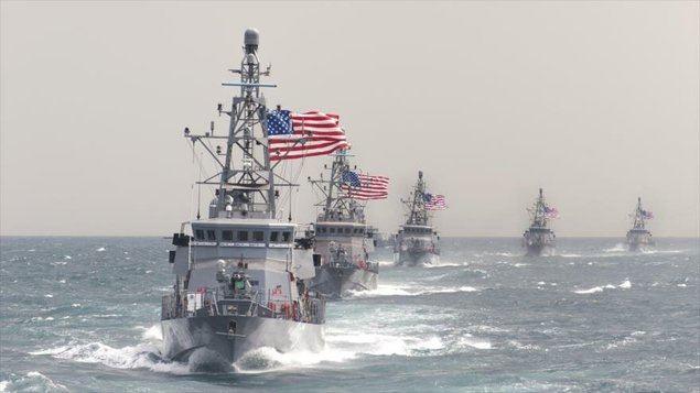 Irán cree que Estados Unidos está 'militarizarizando' la región del Golfo