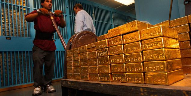 Perspectivas para el oro