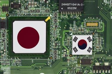 Corea del Sur saca a Japón de la lista blanca de socios de exportación de confianza