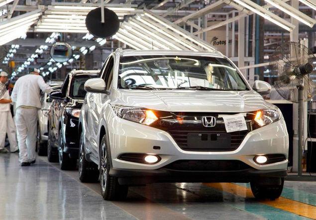 Honda dejará de producir vehículos en Argentina a partir de 2020