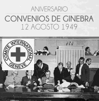 Los Convenios de Ginebra celebran el 70º aniversario