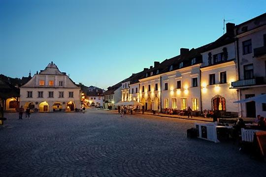 Cracovia, anclada en el tiempo