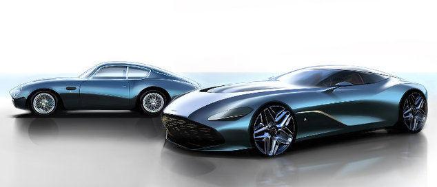 Aston Martin DB4 GT Zagato Continuation, el coche más caro de la marca