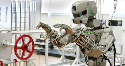 Rusia lanza al espacio a Fíodor, el primer robot humanoide