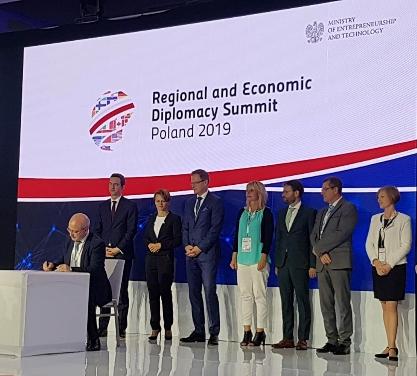 Nace la 'Alianza Europea de Clusters' en Varsovia