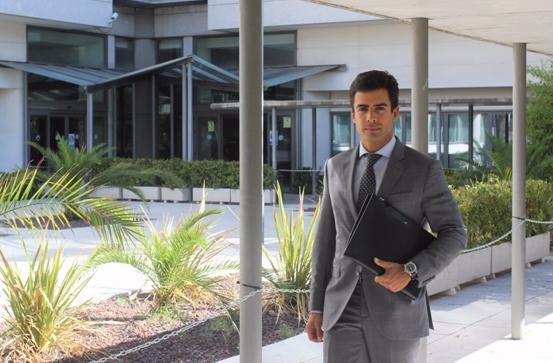 Juan Gonzalo Ospina, abogado penalista experto en procedimientos por denuncias falsas.