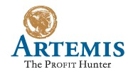 Artemis' new bond fund through $100 million (€90.6 million); and now registered in 13 countries across Europe