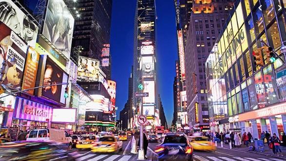 Las llegadas de visitantes europeos a Estados Unidos aumentaron un 3% durante el pasado año, superando los 15 millones