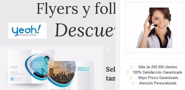 Llega a España Yeahprintersonline.com, la web con unos precios de imprenta competitivos en Europa