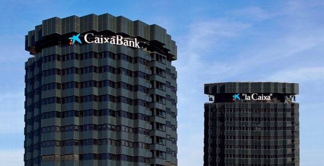 CaixaBank, considerada uno de los mejores bancos del mundo en materia de sostenibilidad