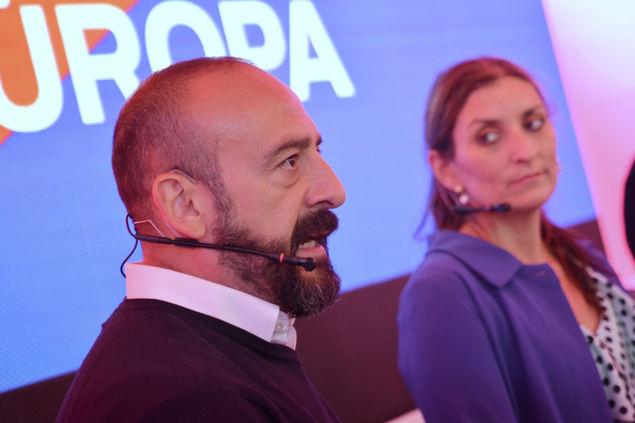 El eurodiputado de Ciudadanos Jordi Cañas considera que la Diada nunca ha sido la fiesta de todos los catalanes
