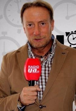 Javier García Isac es director de RadioYa.