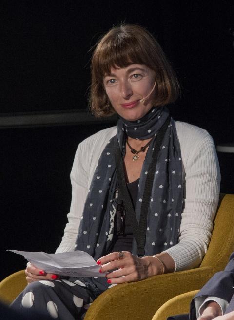 Patricia Casado, nueva directora de BerriUp