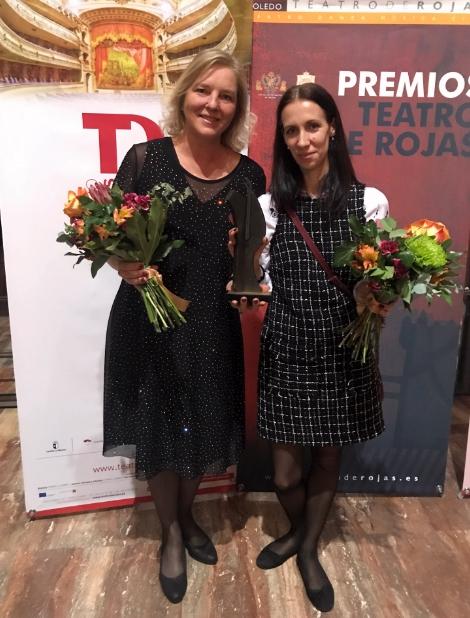 """Premios Teatro de Rojas: El público de Toledo premió al Ballet de San Petersburgo por """"La Bella Durmiente"""""""