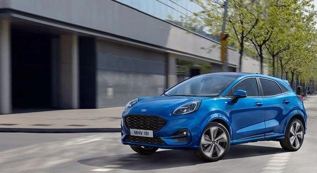 Ford España aumenta su oferta en el mercado español con el nuevo Puma