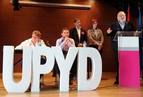 Acuerdo de UPYD y Ciudadanos para concurrir unidos a las elecciones del 10-N