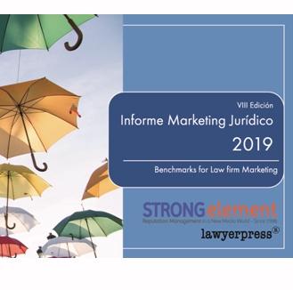 La comunicación en medios tradicionales y redes sociales sigue dominando el Marketing Mix de los despachos de abogados