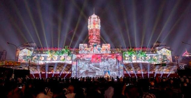 Taiwán celebra su Día Nacional