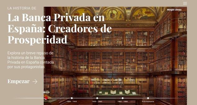 A&G edita un libro sobre la historia de la banca privada en España