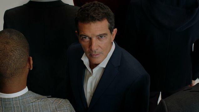 Antonio Banderas, cara de la campaña de moda masculina de El Corte Inglés
