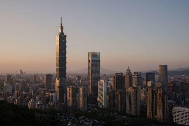 Taiwan aparece en el cuarto lugar, en términos de activos financieros netos, del Informe de Riqueza Global del Grupo Allianz 2019, con dichos activos alcanzando una cifra algo superior a los 107.000 dólares estadounidenses per cápita. (Foto de Chin Hung-hao)