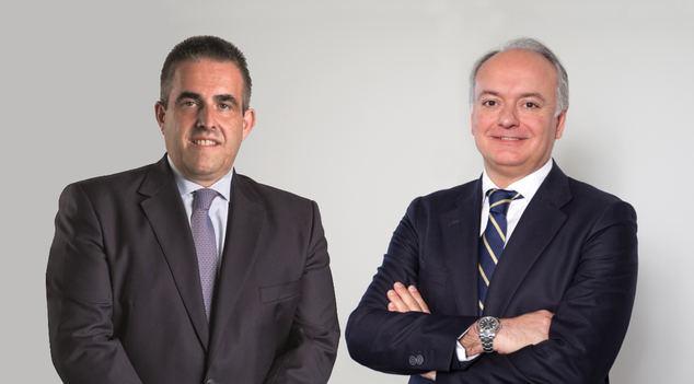 Víctor del Pozo y Javier Catena.