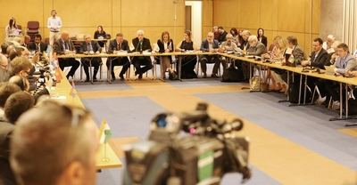 Conference: The role of media in countering terrorism