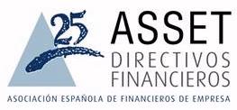 ASSET otorga el premio a la excelencia financiera a EMPTY y el premio a la trayectoria profesional a Juan Jiménez, CFO de Mahou San Miguel