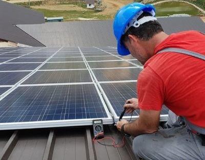 Aumenta casi un 20% el empleo en el sector fotovoltaico